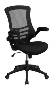 https://www.amazon.com/Mid-Back-Black-Swivel-Padded-Flip-Up/dp/B00KUPS3JU/ref=sr_1_4?s=office-products&ie=UTF8&qid=1465652450&sr=1-4&keywords=ergonomic+office+chair