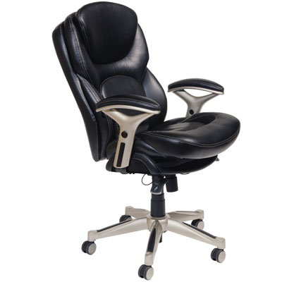 Serta-44186-Back-in-Motion-Health-and-Wellness-Mid-Back-Office-Chair,-Black