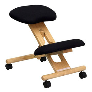 Flash-Furniture-WL-SB-210-GG-Mobile-Wooden-Ergonomic-Kneeling-Chair-in-Black-Fabric
