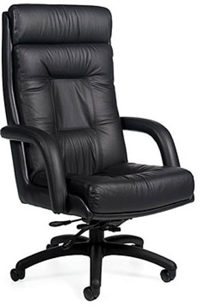 Executive Chairs Are Perfect When You Need To Keep Moving Around Your Office In All Directions They Usually Have A High Backrest And The Armrests