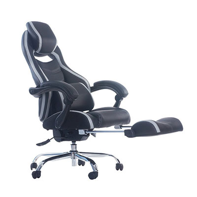 Fabulous 10 Best Gaming Chair With Footrest For Ultimate Gamers 2019 Ibusinesslaw Wood Chair Design Ideas Ibusinesslaworg