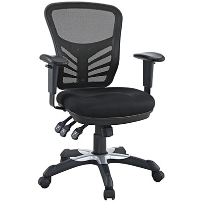 11-Modway-Articulate-Black-Mesh-Office-Chair