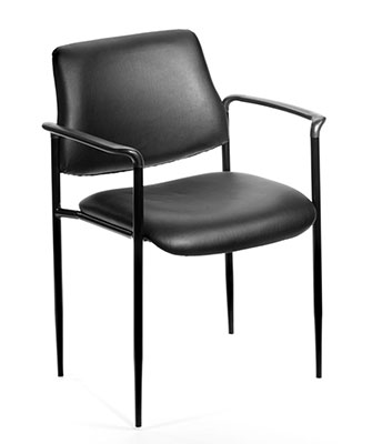 4-Boss-Office-Products-B9503-CS-Square-Back-Caressoft-Dimond-Stacking-Chair