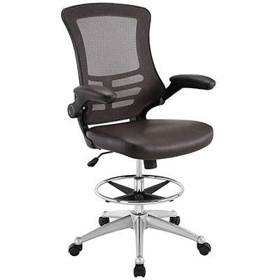 5-Modway-Attainment-Drafting-Chair
