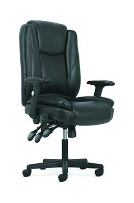 HON-High-Back-Leather-Office-Chair