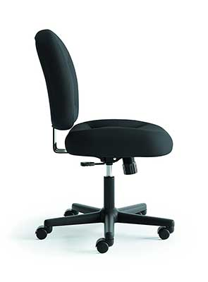 HON-Low-Back-Chair-side