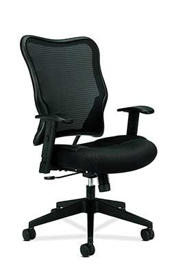 HON Mesh High Back Task Chair