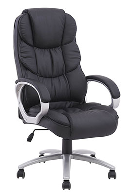 2-BestOffice-Ergonomic-PU-Leather-High-Back-Office-Chair