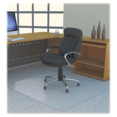 4-Lorell-LLR69705-Polycarbonate-Rectangular-Chair-Mat