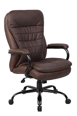 5-Boss-Office-Products-B991-BB-Heavy-Duty-Double-Plush-LeatherPlus-Chair
