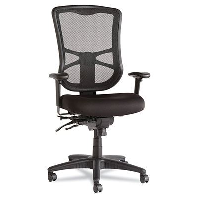 #6: Alera ALEEL41ME10B Elusion Series Mesh High Back Multifunction Chair