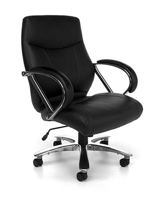 Surprising 7 Best Big And Tall Office Chairs For Large People 2019 Guide Pdpeps Interior Chair Design Pdpepsorg