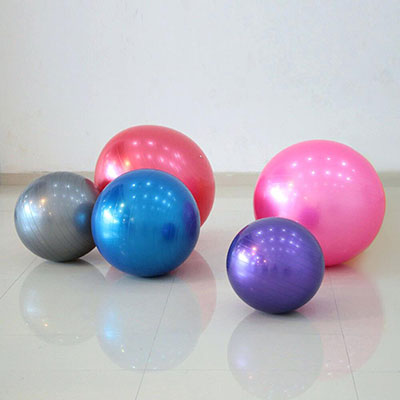 What Is The Best Size Exercise Ball For Sitting At Desk