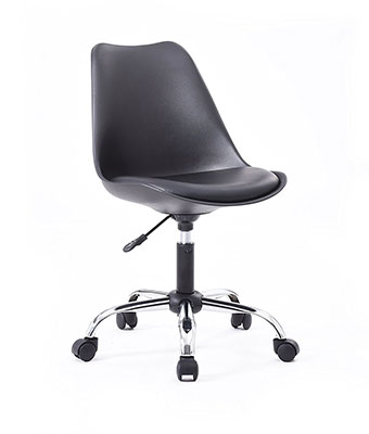 Plastic Office Chairs With Wheels