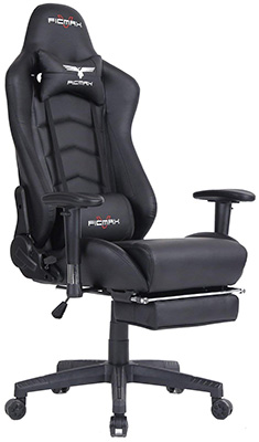 10 best reclining office chair picks new 2019 guide. Black Bedroom Furniture Sets. Home Design Ideas