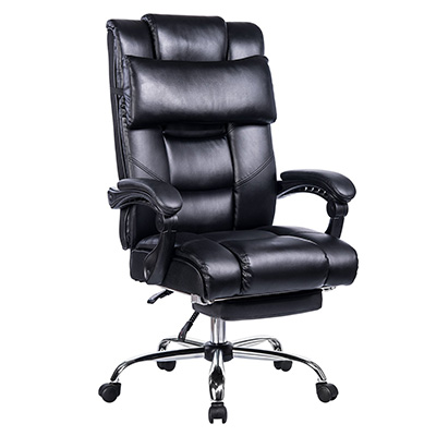 vanbow reclining office chair review. Black Bedroom Furniture Sets. Home Design Ideas